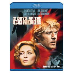 3 days of the condor (blu ray) (ws) BR59191510