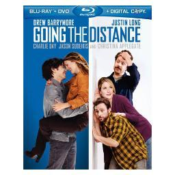 Going the distance (2010/blu-ray/dvd/dcod/2 disc combo) BRN154743