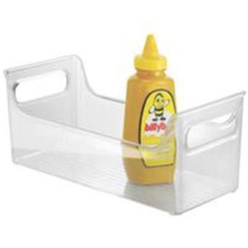 Inter-Design Fridge Bin Condiment Clear 72530