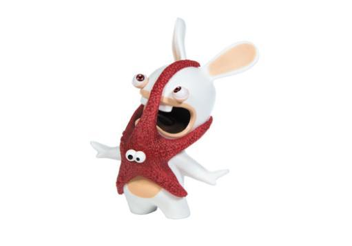 Mcf-rabbids sound & action figures series 2 starfish friend-nla 1291861