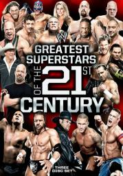 Wwe-greatest stars of the new millenium (dvd/3 disc) D94928D
