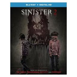 Sinister 2 (blu ray w/digital hd) BR62174828