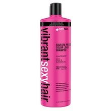 Sexy Hair Concepts Vibrant Sulfate-Free Color Lock Shampoo 33.8oz SE9584