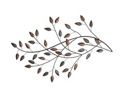 Stratton Home Decor Blowing Leaves Wall Decor
