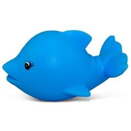 Puzzled Bath Buddy Cartoon Dolphin Water Squirter by Puzzled
