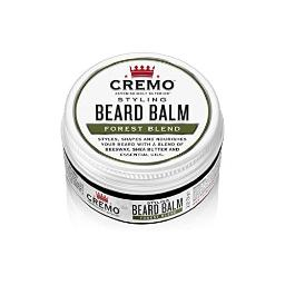 Cremo Styling Beard Balm, Forest Blend, Nourishes, Shapes And Moisturizes All Lengths Of Facial Hair, Woodsy Forest 2 Ounce string