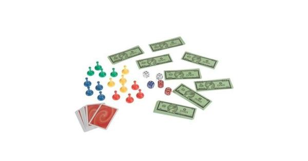 Winning Moves Games Make A Game Pieces Make-A-Game Pieces By Winning Moves Games