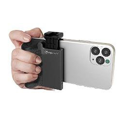 Digipower Pocket Grip Stabilizer With Wireless Shutter Remote & Tabletop Mini Tripod For Mobile Phone Works With Iphones & Android Smartphones For Filming Youtube Tiktok & Instagram Videos