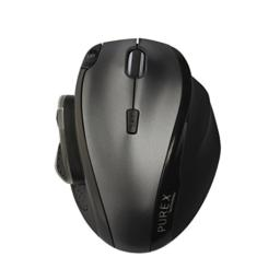 Purex Technology 3000 DPI High Precision Wired Optical Gaming Mouse with adjustable Thumb-Rest - PXE-M720BU