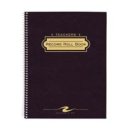 Roaring Spring Record and Roll Book