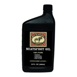 Bickmore 100% Pure Neatsfoot Oil 32 oz - Leather Conditioner and Wood Finish