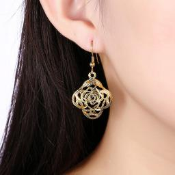 Palencia Drop Earring in 18K Gold Plated