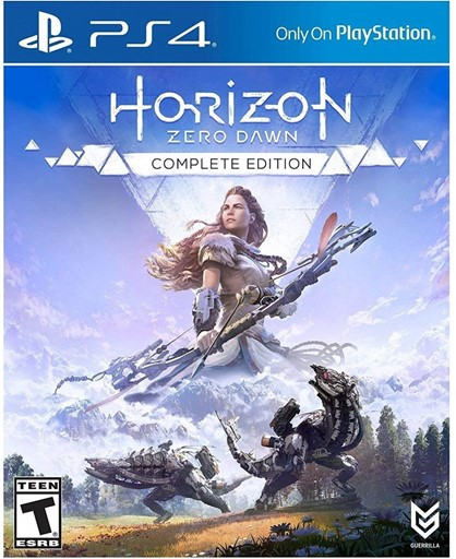 Playstation 4 Horizon Zero Dawn Complete Edition Digital Download Card