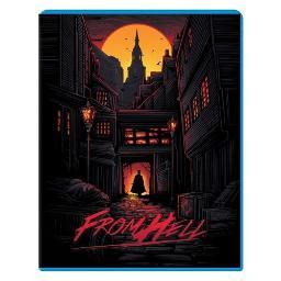 From hell (blu-ray/re-pkgd/ws-2.35/eng-sp sub) BR2281743