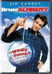 Bruce almighty (dvd) (ws) D22823D