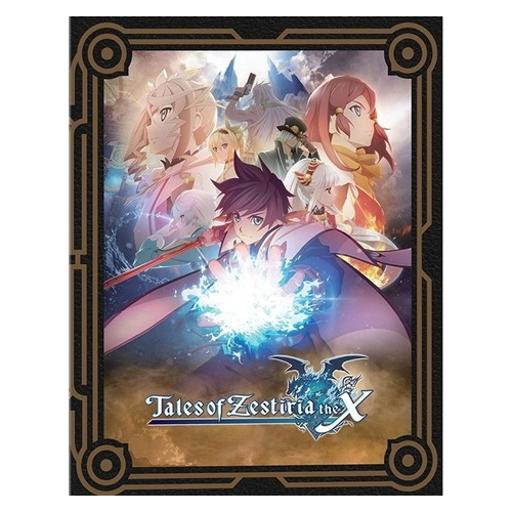 Tales of zestiria the x-season 1 (blu-ray/dvd combo/limited edition/4 disc) L5ZLFO5K1BLHLLRG