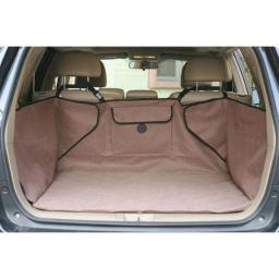 K&H Pet Products 7866 Tan K&H Pet Products Quilted Cargo Cover Tan 52 X 40 X 18