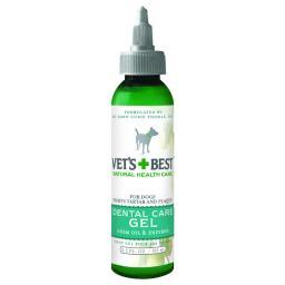 Vet'S Best 3165810096 Green Vet'S Best Dog Dental Gel Toothpaste 3.5Oz Green 5 X 0.5 X 9