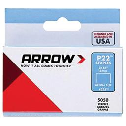 Arrow 225 5/16-inch p22 staples