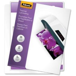 Fellowes, inc. 5200501 laminating pouches preserve, protect, and enhance important documents. premium q