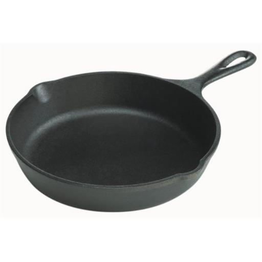 Pre-Seasoned Cast-Iron 8