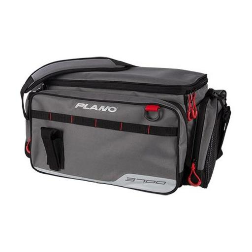 Plano plab37110 plano weekend series softsider tackle bag (3700) - gray thumbnail