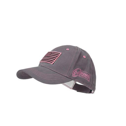 Voodoo Tactical 20-9352 Ladies Classic Cap w/Removable Flag Patch