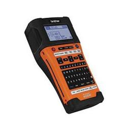 Brother mobile solutions pte500 p-touch handheld labeler with usb port, 23.6mm shrink tube compatible, using hse