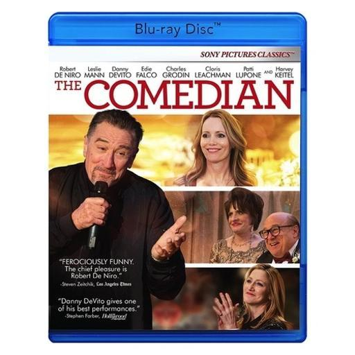 Mod-comedian (blu-ray/non-returnable/2016) 1284240