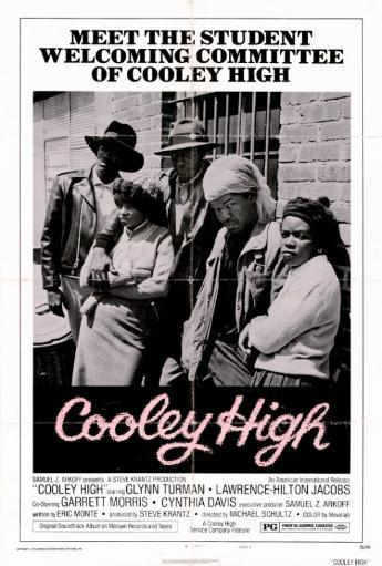 Cooley High Movie Poster Print (27 x 40) KG6M6WHDPTCFJDCG