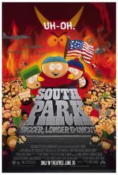 South Park: Bigger, Longer and Uncut Movie Poster Print (27 x 40) MOVGF1401