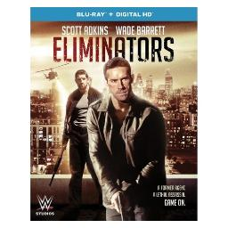 Eliminators (blu ray w/digital hd) BR61182991