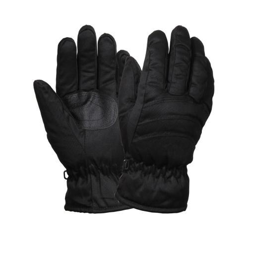 Rothco 4945 Insulated Hunting Gloves, Black R2ECWJS8NGVFUF85