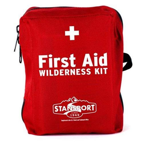 STANSPORT 634-300 Wilderness First Aid Kit