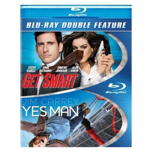 Get smart/yes man (blu-ray/dbfe) 1289502