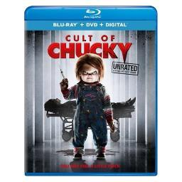 Cult of chucky (blu ray/dvd w/digital hd) (ur/2disc) BR63186610
