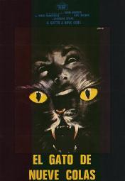 Cat o' Nine Tails Movie Poster (11 x 17) MOV230364