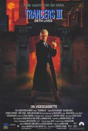 Trancers 3: Deth Lives Movie Poster Print (27 x 40) MOVEF2314