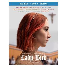 Lady bird (blu ray/dvd w/digital) BR53752