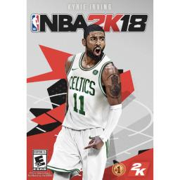 Nba 2K18 Standard Edition - PlayStation 4 [PlayStation 4]