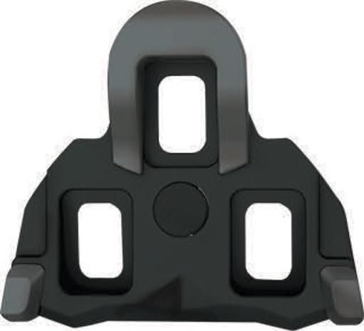 Exustar Road Spd-Sl Black 0 No Slip Pedal Cleat