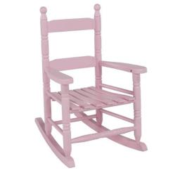 Jack Post Corporation KN-10P 14-.50 in. X 18-.50 in. X 22-.50 in. Pink Children in.s Rocker