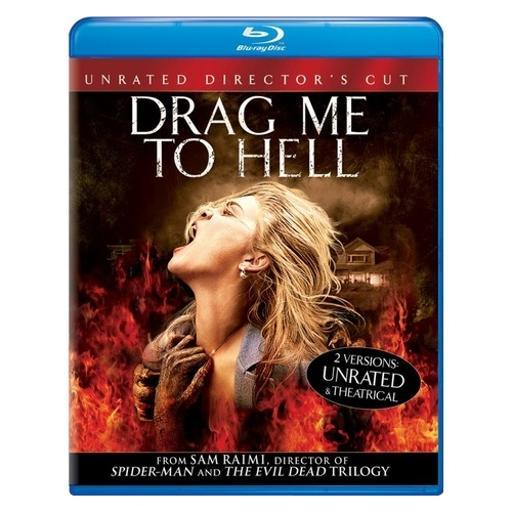 Drag me to hell (blu ray) (new packaging) SZOJXCLE4SFFJZ2G