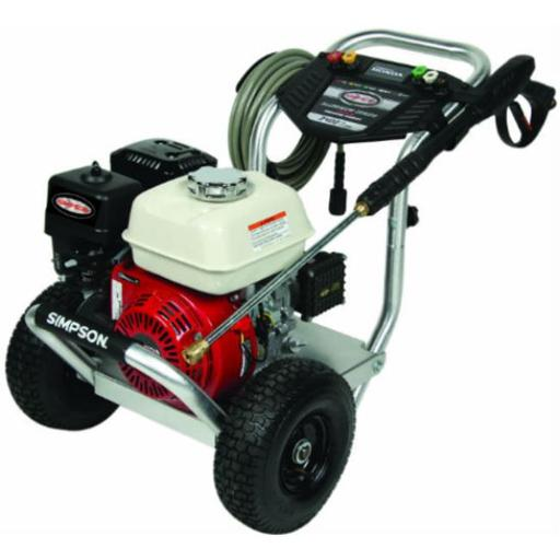 SIMPSON ALH3228S Aluminum 3400 PSI 2.5 GPM Gas Pressure Washer