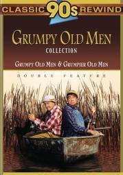 Grumpy old men/grumpier old men (dvd/ff/dbfe/line look) D638775D