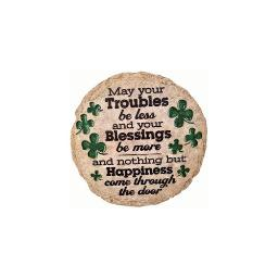 Spoontiques 13255 9 stepping stone  may your troubles