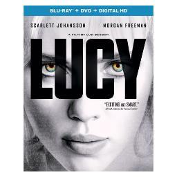 Lucy (blu ray/dvd w/digital hd w/ultraviolet) BR61131842