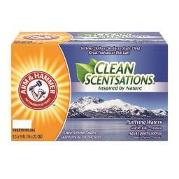 Arm & Hammer Clean Scentsations Purifying Waters Fabric Softener Sheets