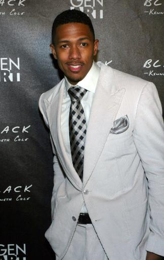 Nick Cannon At Arrivals For Black Kenneth Cole Fragrance And Gen Art Salute Actors Who Make It