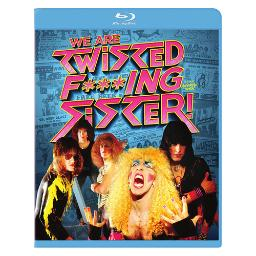 Twisted sister-we are twisted f###ing sister (blu-ray) BRMBFHE107